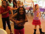 Kids Party Dance Contest